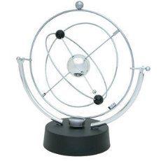 Newtons Cradle Balance Balls 7 1/4 inch:Amazon:Toys & Games:Office Toys