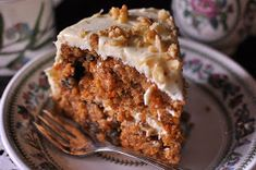 The Kitchen Guardian: Mama Dorosch's Carrot Cake