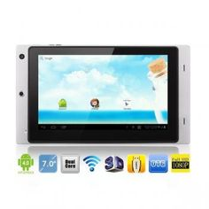 Newsmy S2 Amlogic Dual Core 1.5GHz 7 Inch Android 4.0 16GB Tablet