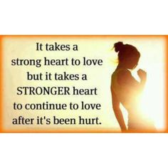 Be heart strong!