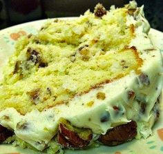 Quick Italian Cream Cake ~ cook this meals