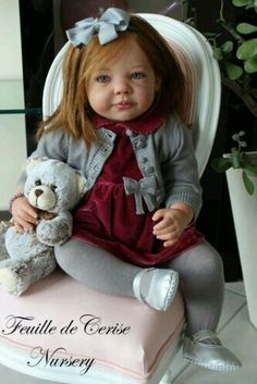 This is Windsor Reborn Child, Reborn Toddler Dolls, Child Doll, Reborn Dolls, Reborn Babies, Girl Dolls, Lifelike Dolls, Realistic Dolls, Life Like Baby Dolls