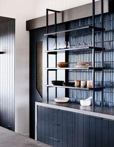 #kitchen #blackkitchen | 2018 Dulux Colour Awards Finalists Announced #kitchendesign