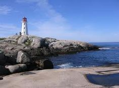 Visit Nova Scotia, particularly Peggy's Cove.