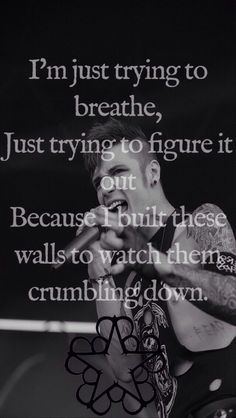 """""""Lost it All"""" Lyrics Black Veil Brides """"Wretched and Divine:Story of the Wild Ones"""""""