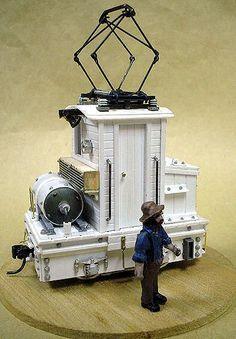 Electric Mining Loco