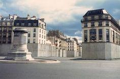 Nicolas Moulin, Vider Paris, Photographie issue d'une série réalisée entre 1998-2001. © Nicolas Moulin.