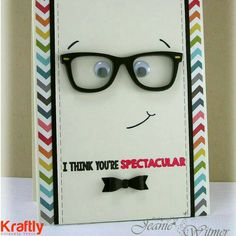 Let this Message card do the talking #Kraftly