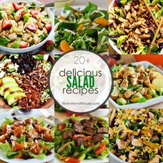 Hey guys! Today's post is a good one! Especially if you're trying to eat more greens and veggies like me these days. Tis' the season, right?  I adore a good salad. I really do. I like to order them when we go out to eat at restaurants and I LOVE to make them at...Read More »