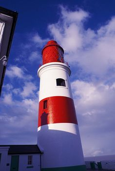 Souter Light House by Tony_Chambers, via Flickr