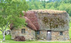 Stone cottage!