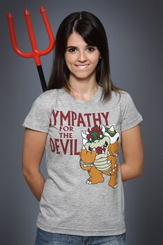 Camiseta Sympathy For The Devil