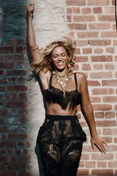 Beyonce and her smile #WWBD #QueenBey #Beyonce
