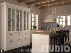 Kuchnia prowansalska - zdjęcie od MIKOŁAJSKAstudio - Kuchnia - Styl Prowansalski - MIKOŁAJSKAstudio