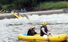 River Rafting on the Crocodile River Rafting, Crocodile, River, Activities, Crocodiles, Rivers