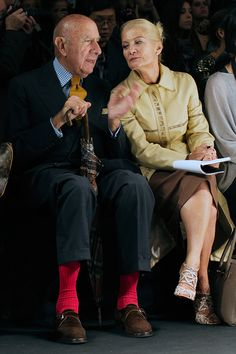 Beppe Modenese by the Sartorialist When I grow old I want a husband just like this please :)