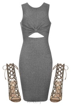 """""""Untitled #1210"""" by whokd ❤ liked on Polyvore featuring Ally Fashion and Gianvito Rossi"""
