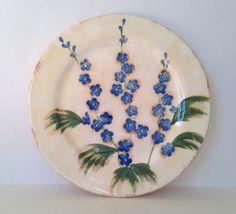 Vintage Plate Mesa International Decorative by AbundantArtsVintage