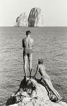 Herbert List, Capri