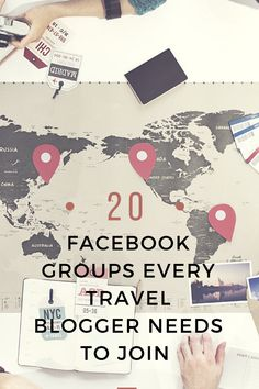 20 Facebook Groups Every Travel Blogger Needs to Join