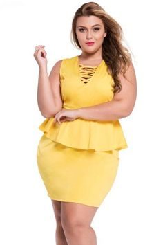 7d9c12be947 14 Best Plus size Bodycon dresses images