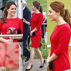 The Duchess of Cambridge at East Anglia Children's Hospices 11/25/14