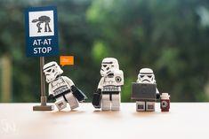 by juldavs Legos, Aniversario Star Wars, Lego Stormtrooper, Killer Croc, Amazing Lego Creations, Lego Pictures, Lego Minifigs, Lego Blocks, Lego Worlds