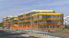 Building D3+AD of the Vienna University of Economics and Business