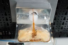 Italian astronaut Samantha Cristoforetti will be bringing something special to International Space Station this winter: an espresso maker that functions in microgravity. The mechanics of making this work are not as simple as it seems.