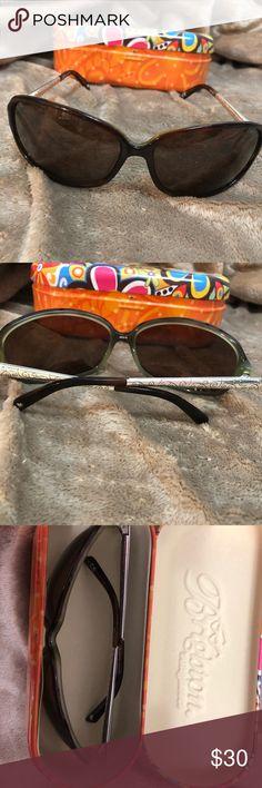 57a8b325f8 Brighton sunglasses with case Brighton sunglasses with case