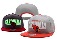 #NFL #AZCardinals New Era 9FIFTY Stitched Snapback Hats 005