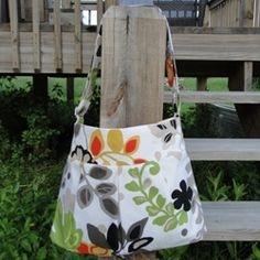 Bring on summer!  This bag will go with you anywhere you go this summer...vacation, summer school, or just to the park.