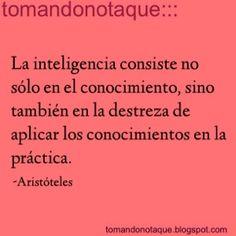 #Frases de inteligencia #citas #quotes