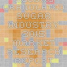 Global Granulated Sugar Industry 2015 Market Research Report Now Available at iData Insights | iData Insights