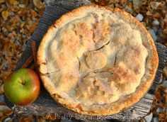 Autumn Apple Pie