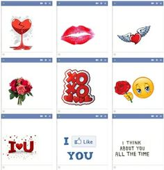 We've got more love symbols for everyone to love! Our large collection of love signs will help you express feelings that are often hard to put into words when you message on Facebook or post to timelines.