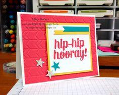 Bada-Bing! Paper-Crafting!: HSS 190