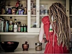 7 Tips for Caring for Dreadlocks ... and more articles on every hair and beauty tip you can think of. Great site.