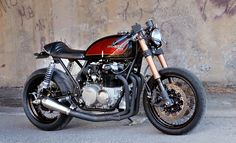 Cognito Moto CB550 - the Bike Shed. Description from pinterest.com. I searched for this on bing.com/images