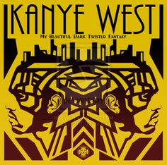 Original Kanye West Album Cover by SeedofSmiley.deviantart.com on @deviantART