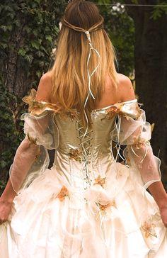 Pretty fairy dress