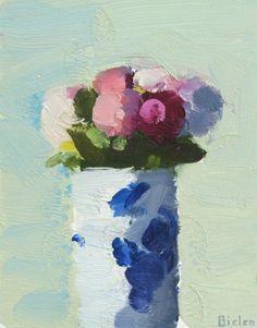 Stanley Bielen, Mixed Rosebuds - The Munson Gallery