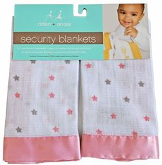aden + anais Issie Security Blankets - 2 Pk - Free Shipping