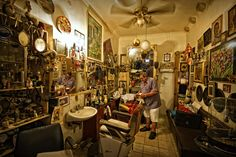 Barber Shop in Dubrovnik, Croatia (Adam Bird). I was here, and liked it.