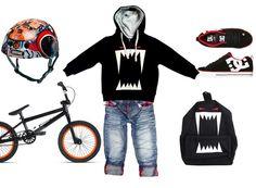 'BMX Bandits' outfit for boys - via www.thedailybuzz.com.au