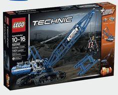"LEGO Technic Crawler Crane (42042) - Toys""R""Us http://fave.co/2cCkRte"