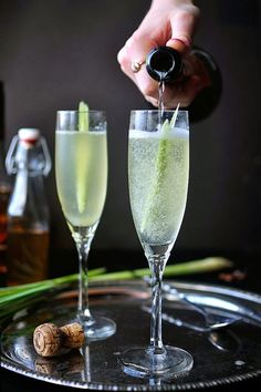 All The Champagne Cocktails You'll Ever Need