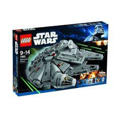 LEGO Star Wars 7965 - Millennium Falcon Lego http://www.amazon.de/dp/B004OT8HJO/ref=cm_sw_r_pi_dp_OSxiub1A77ZGQ