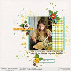 Baking Up Magic Kit: What's Cooking? by Sugarplum Paperie