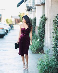 velvet  // found my NYE dress and I'm  // linked to this look  a few other glorious velvet dresses  @liketoknow.it www.liketk.it/22TlG #liketkit #ltkholidaystyle #nye //  @taylorcolephoto by pursuitofshoes